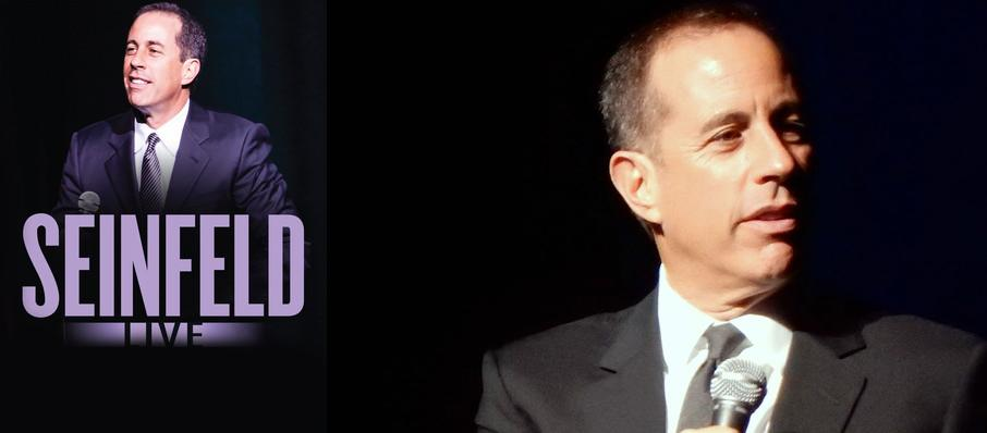 Jerry Seinfeld at Queen Elizabeth Theatre