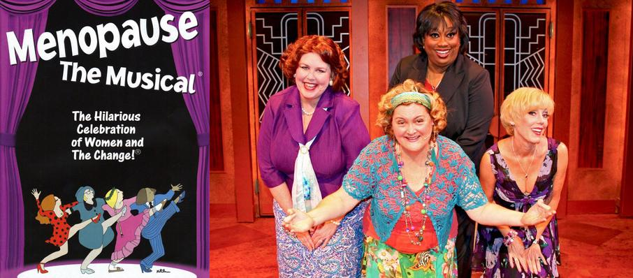 Menopause - The Musical at Abbotsford Arts Centre