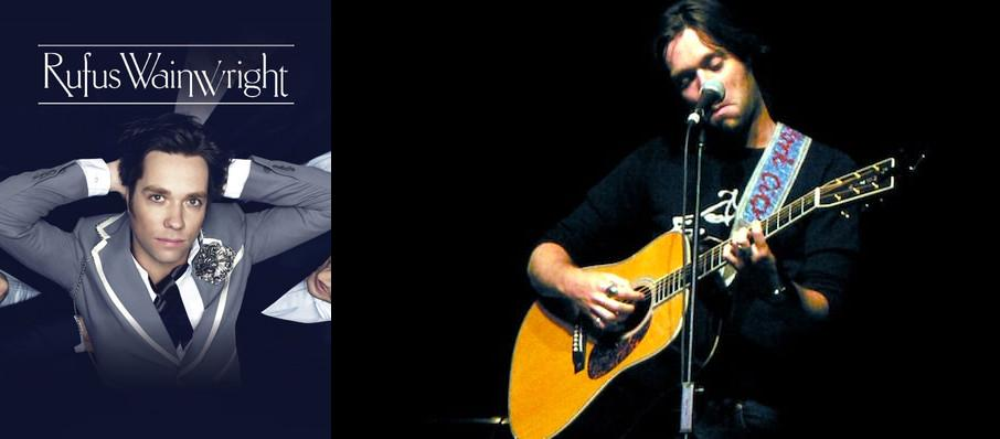 Rufus Wainwright at Chan Centre For The Performing Arts