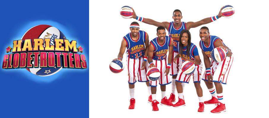 The Harlem Globetrotters at Pacific Coliseum