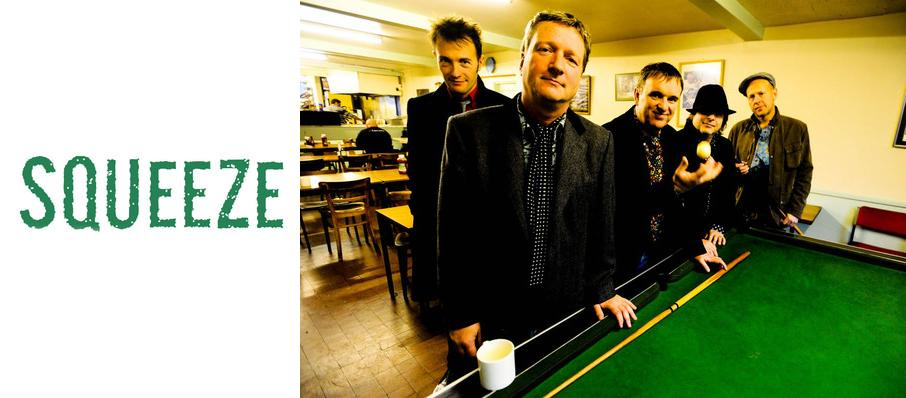 Squeeze at Centre In Vancouver For Performing Arts