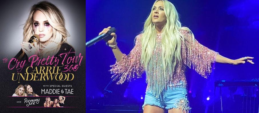 Carrie Underwood at Rogers Arena