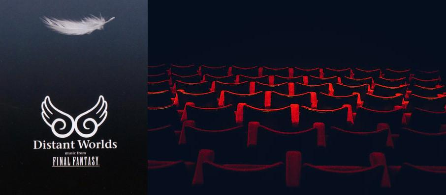 Distant Worlds: Music From Final Fantasy at Queen Elizabeth Theatre