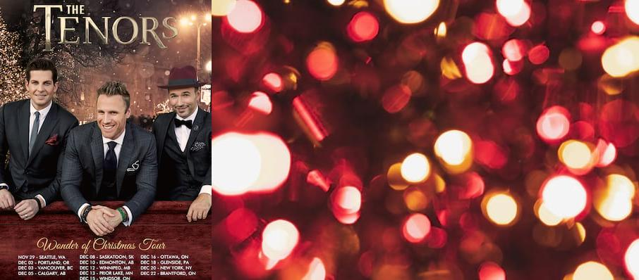 The Tenors at Orpheum Theatre
