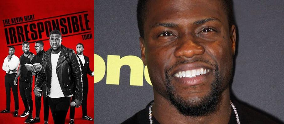 Kevin Hart at Rogers Arena