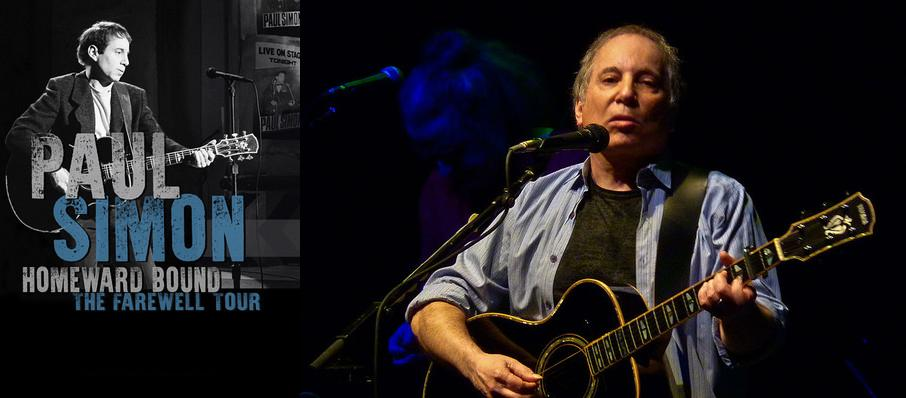 Paul Simon at Rogers Arena