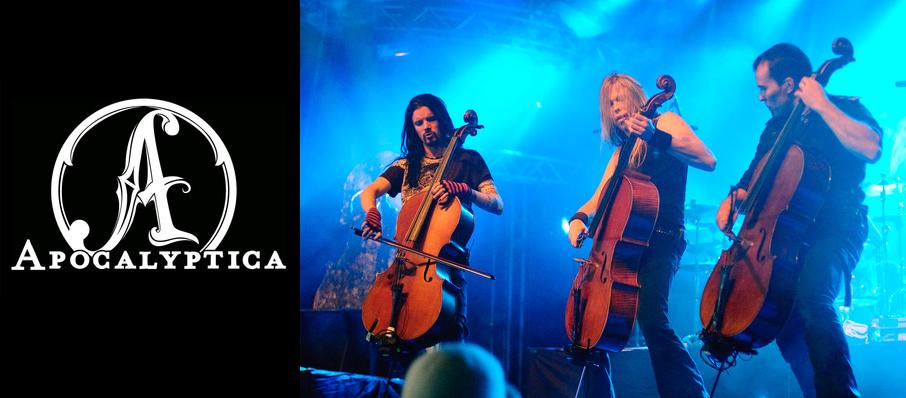 Apocalyptica at Commodore Ballroom