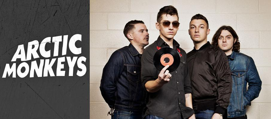 Arctic Monkeys at Pacific Coliseum