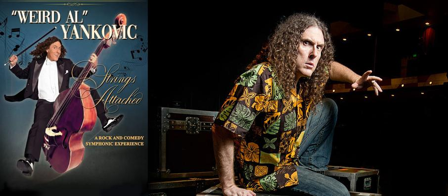 Weird Al Yankovic at Queen Elizabeth Theatre