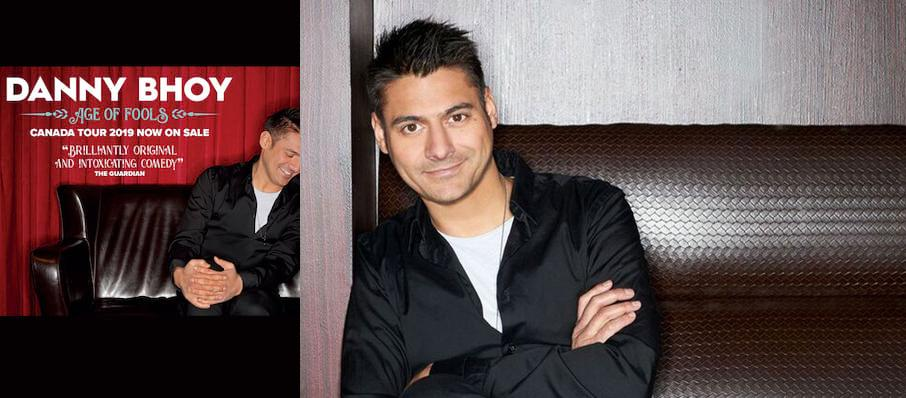 Danny Bhoy at Chan Centre For The Performing Arts