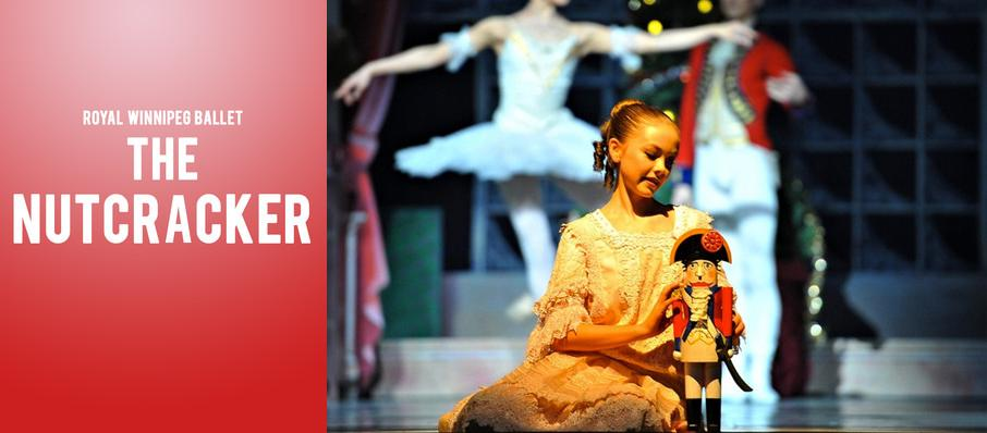 The Nutcracker at Queen Elizabeth Theatre