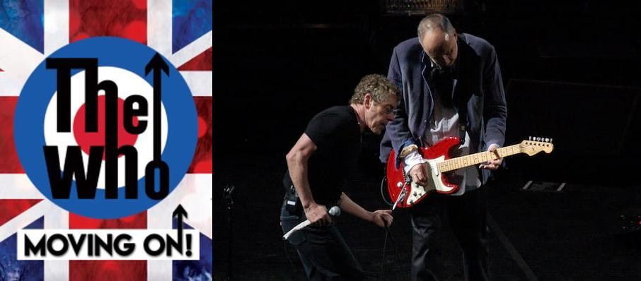 The Who at Rogers Arena