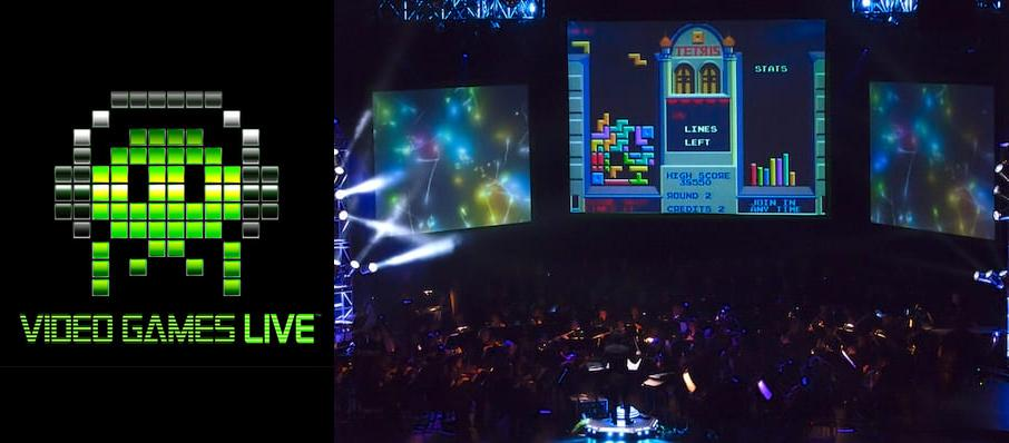 Video Games Live at Orpheum Theatre