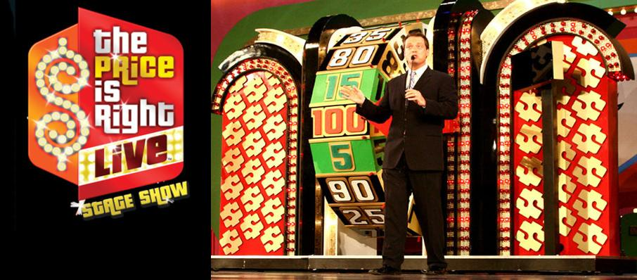 The Price Is Right - Live Stage Show at Hard Rock Casino Theatre