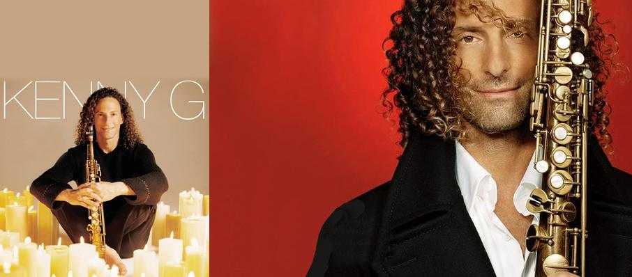 Kenny G. Holiday Show at Queen Elizabeth Theatre