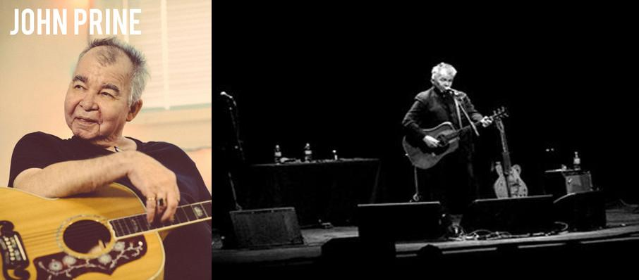 John Prine at Queen Elizabeth Theatre