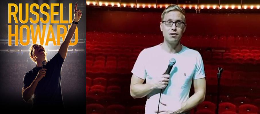 Russell Howard at Vogue Theatre
