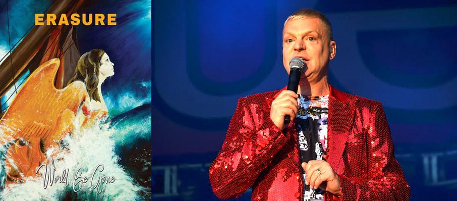 Erasure at Orpheum Theatre