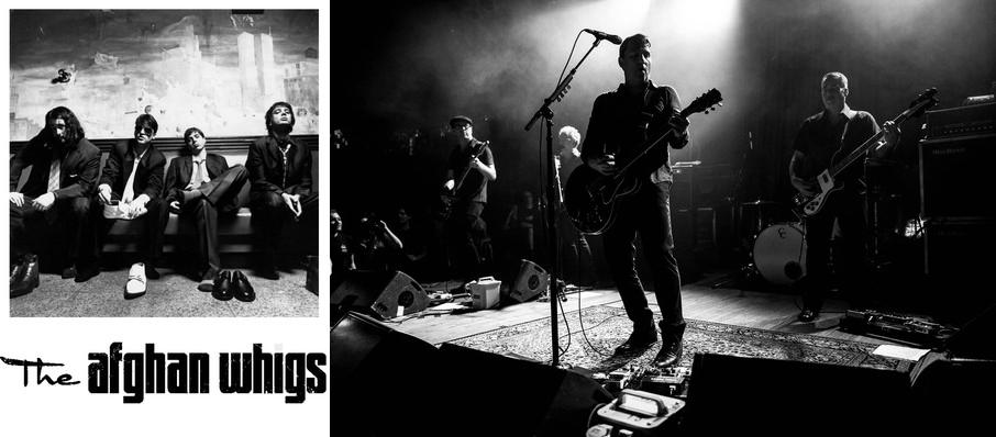 Afghan Whigs at Rickshaw Theatre