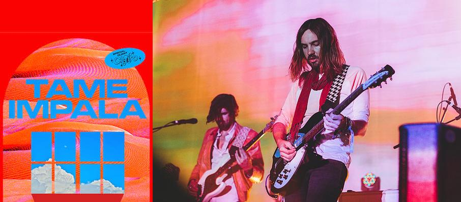 Tame Impala at Rogers Arena