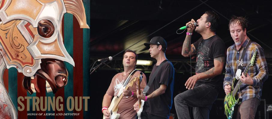 Strung Out at Rickshaw Theatre