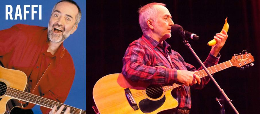 Raffi at Queen Elizabeth Theatre
