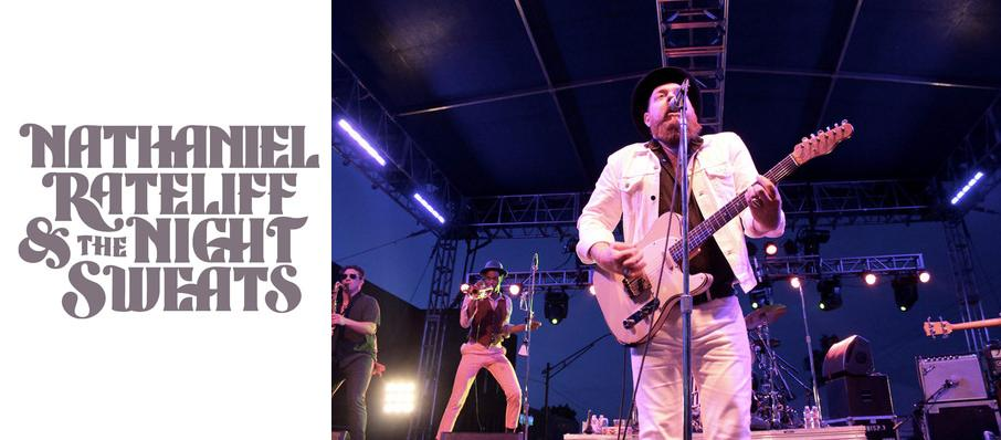 Nathaniel Rateliff and The Night Sweats at Deer Lake Park
