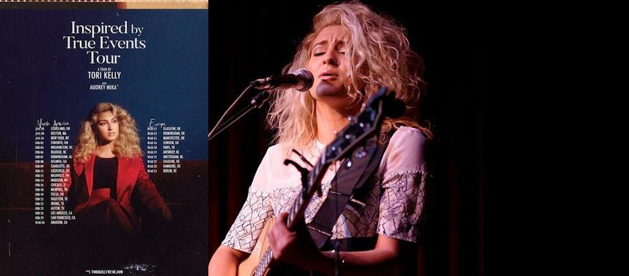Tori Kelly at Queen Elizabeth Theatre