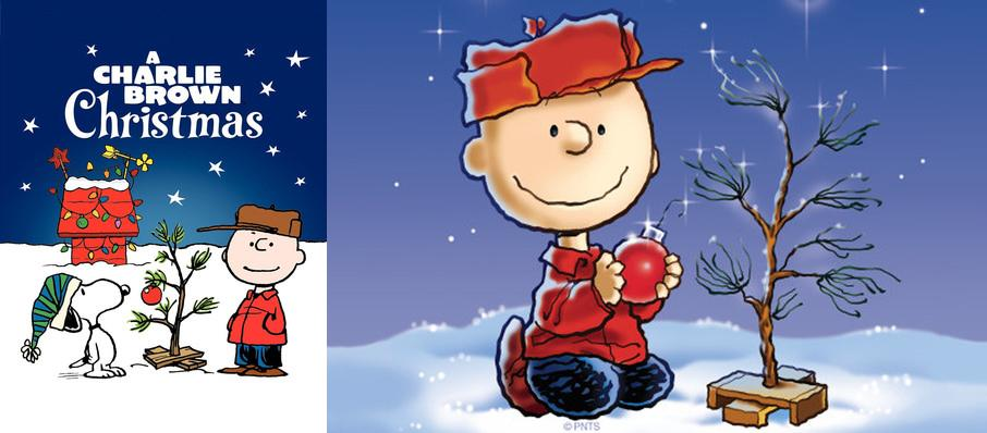 Charlie Brown Christmas at Vogue Theatre