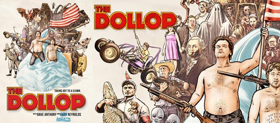 The Dollop at Vogue Theatre