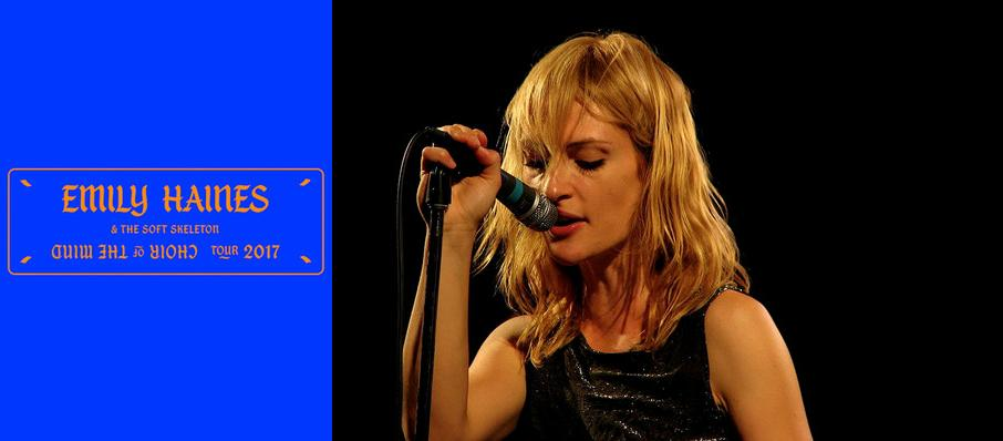 Emily Haines at Chan Centre For The Performing Arts