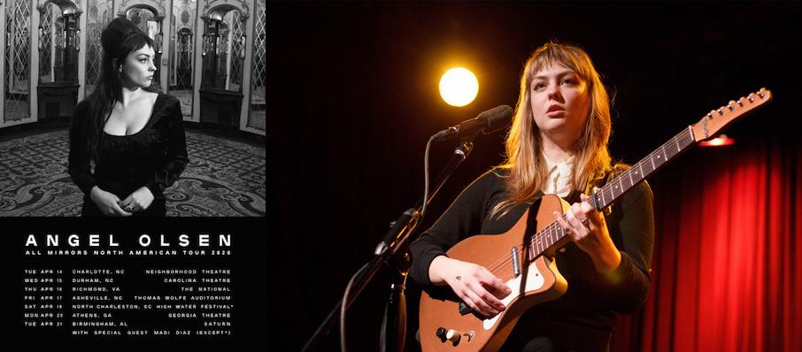 Angel Olsen at Orpheum Theatre