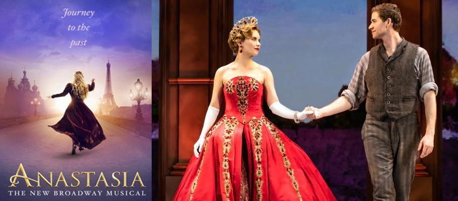 Anastasia at Queen Elizabeth Theatre
