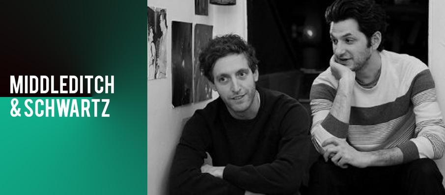 Middleditch and Schwartz at Vogue Theatre