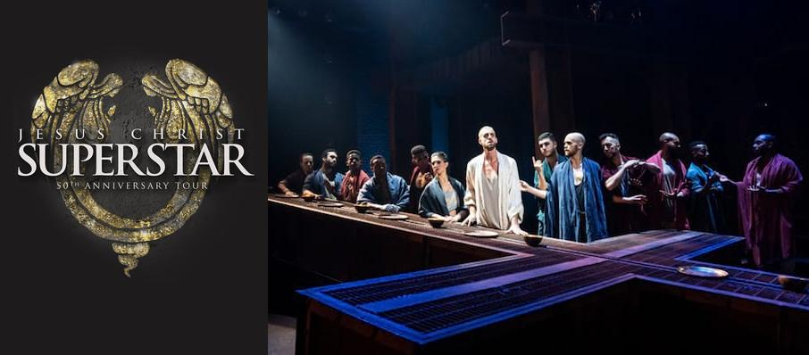 Jesus Christ Superstar at Queen Elizabeth Theatre