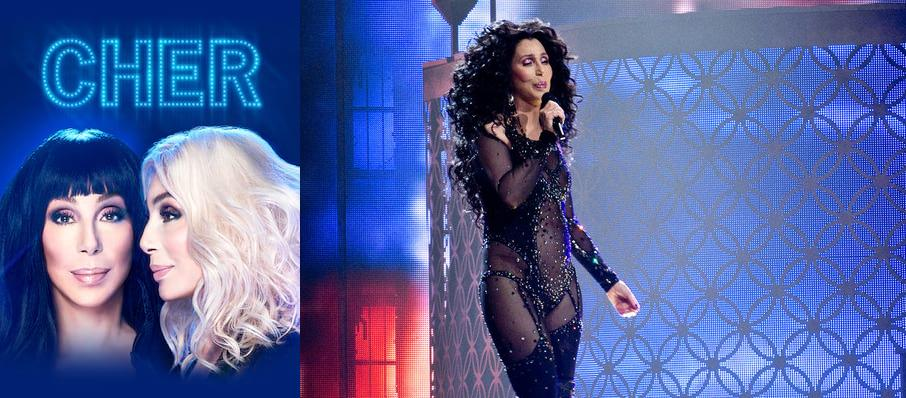 Cher at Rogers Arena