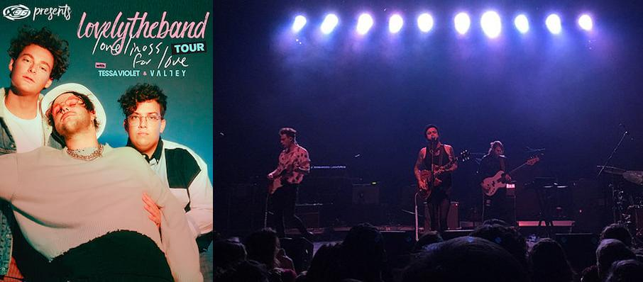 lovelytheband at The Imperial