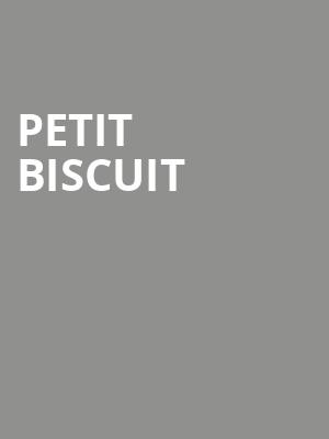 Petit Biscuit at Commodore Ballroom
