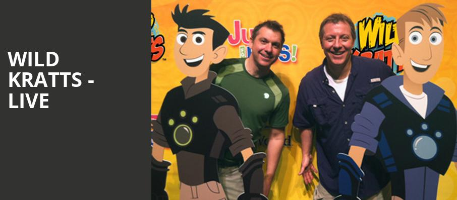 Wild Kratts Live, Centre In Vancouver For Performing Arts, Vancouver