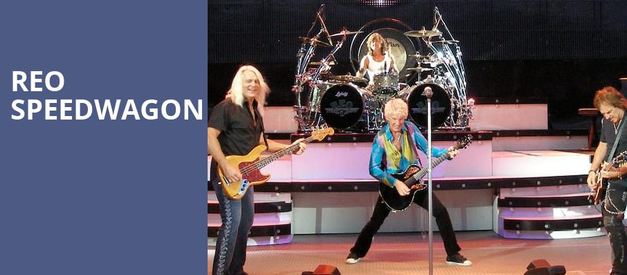 REO Speedwagon, Ilani Casino Resort, Vancouver