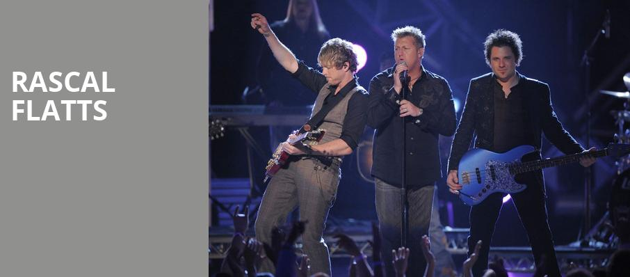 Rascal Flatts, Ilani Casino Resort, Vancouver
