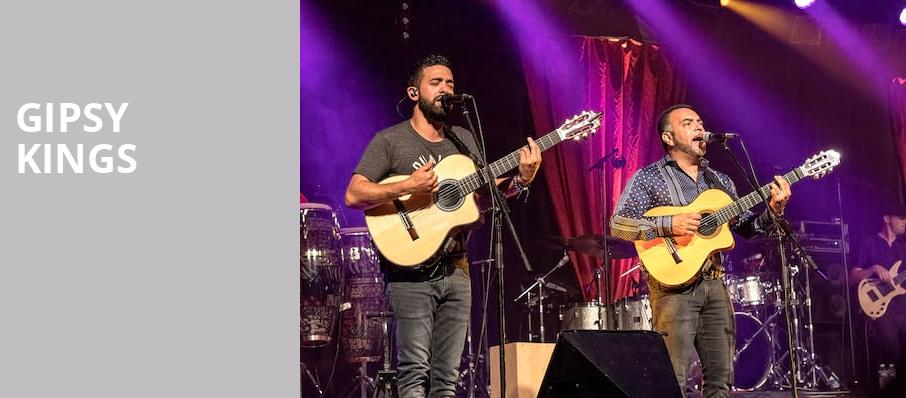 Gipsy Kings, PNE Rogers Amphitheatre, Vancouver