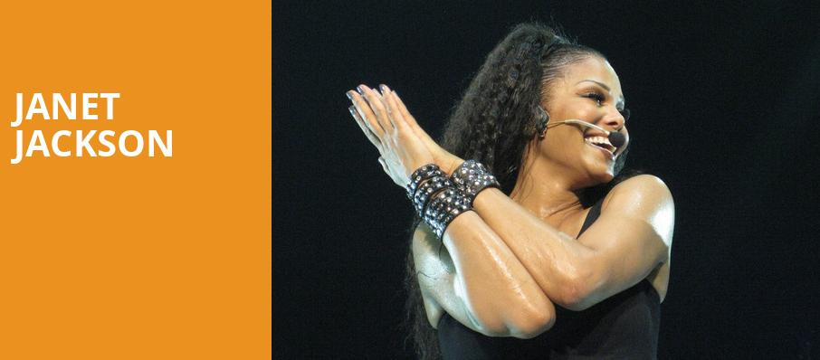 Janet Jackson, Rogers Arena, Vancouver