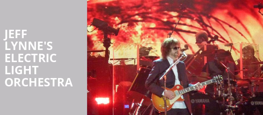 Jeff Lynnes Electric Light Orchestra, Rogers Arena, Vancouver