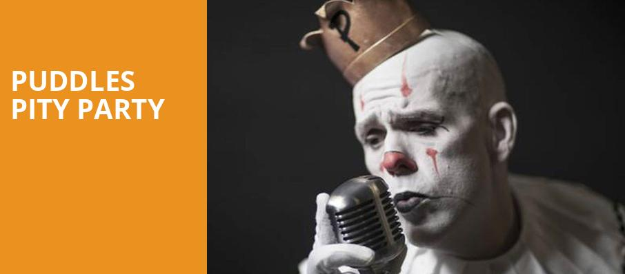 Puddles Pity Party, Commodore Ballroom, Vancouver