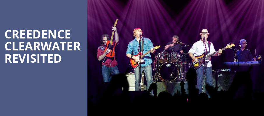 Creedence Clearwater Revisited, Ilani Casino Resort, Vancouver