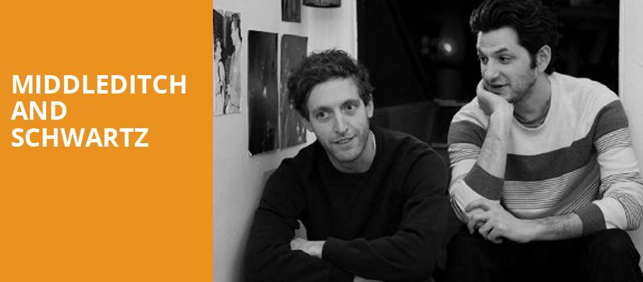 Middleditch and Schwartz, Vogue Theatre, Vancouver