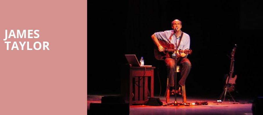 James Taylor, Rogers Arena, Vancouver