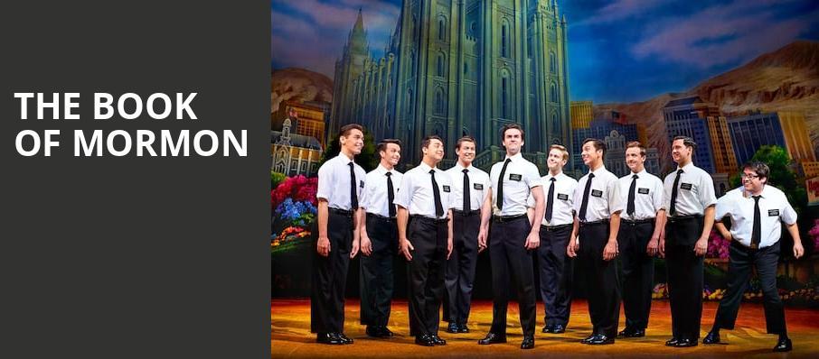 book of mormon vancouver