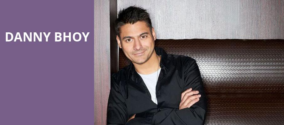 Danny Bhoy, Chan Centre For The Performing Arts, Vancouver